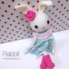 My crochet @ animal @ rabbit