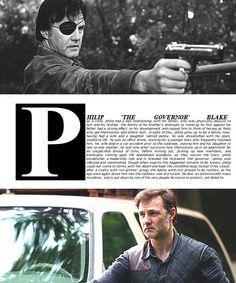 "Philip ""The Governor"" Blake"