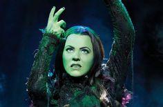 La ¿malvada bruja? de Wicked