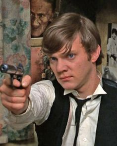 Malcolm McDowell in 'If'