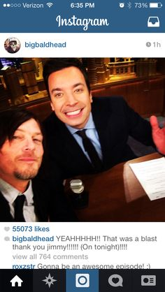 with Jimmy Fallon