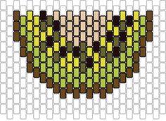 Tuto pour faire des broches en tissage peyotte - Marie Claire Idées