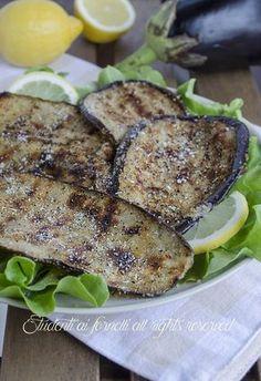 melanzane croccanti al grana o parmigiano ricetta secondo contorno sfizioso