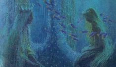 çizgili masallar: Christian Birmingham, The Little Mermaid
