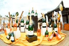 Champagne World Tour Comes to Cabo Winter 2013