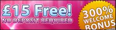 £15 Free & 300% 1st Deposit Match At Bingo MagiX