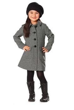Burda madchen mantel