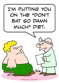 Carole's Chatter: Another diet cartoon...