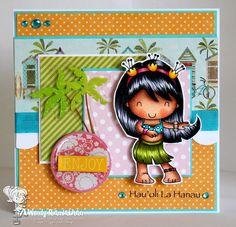 Kali from Hawaii! So CUTE!