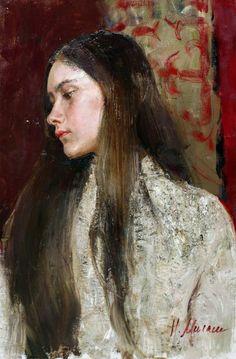Natasha Milashevich - Woman's  portrait