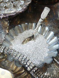 German Silver Glass Glitter | Flickr - Photo Sharing!