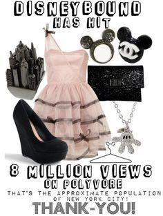 <3 Disney Bound Always! http://disneybound.tumblr.com