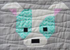 Dog Gone Cute tutorial - Blocks 5 & 6   Sew Fresh Quilts