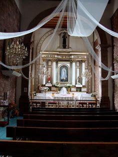 church in valle de bravo mexico