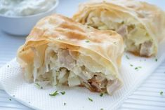 Spanakopita, Other Recipes, Meal Prep, Food And Drink, Ham, Lunch, Meals, Cooking, Ethnic Recipes