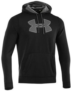 Under Armour Storm Armour Fleece Big Logo Hoodie - Men's love these bought this for my lover and it's awesome