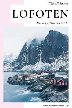 The Lofoten Islands in Norway are an Arctic paradise. Boasting beautiful views and cool destinations, they're the perfect destination for the summer and winter. Don't miss this guide to the Lofoten…More Norway Travel Guide, Europe Travel Guide, Top Travel Destinations, Places To Travel, Usa Travel, Travel Music, Disney Travel, Italy Travel, Lofoten Islands Norway
