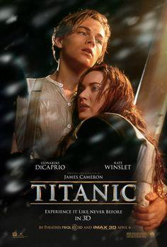 Titanic 3D: Oh man, I still love this movie.