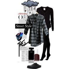 """""""my real outfit today"""" by akchen on Polyvore"""