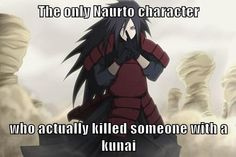 Uchiha Madara, the one and only.