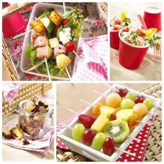 Enjoy the summer sun with these yummy picnic recipes.