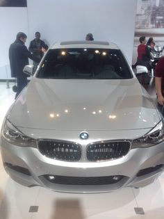 2014 BMW 335i xDrive Gran Turismo! A new form of space!