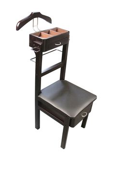 Chair Valet. Really would like to try and make this for my hubby, using a nice ld chair