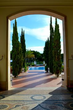 Not Another Mummy Blog reveiws Pine Cliffs resort Portugal review
