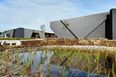 dwp has delivered a sustainable design for the Surf Coast Secondary College located in the coastal town of Torquay, Australia. Sustainable Schools, Sustainable Design, School Sets, Education College, Learning Environments, 21st Century, Sustainability, Coastal, Surfing