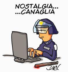 INSERTO SATIRICO: Nostalgia...