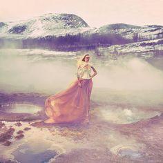 Miss Aniela - Geysir