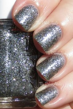 Essie Holiday 2013 Encrusted Treasures Collection - Ignite The Night
