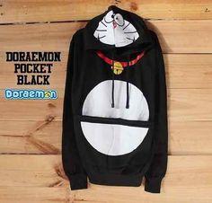 === Doraemon Pocket Black === Bahan fleece tebal nyaman dipakai  All size L Harga : Rp.99.000 Satuan ( belum ongkir )  Contact for order: Line @Dstoregrosir ( Pake @ di depan ) CS1 Pin: 54bc4222 & WA 0878-2225-8573 Cs 3 pin : 5C85AB1F dan WA 087822985415 #DstoreGrosir