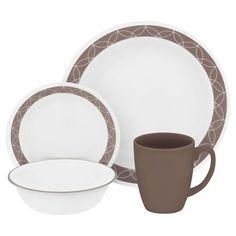 Sand Sketch Dinnerware Set, Service for 4 Dinnerware Sets For 12, Square Dinnerware Set, Appetizer Plates, Dinner Plates, Clean Plates, Plates And Bowls, Cereal Bowls, Stoneware, Tableware
