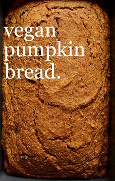 Vegan Pumpkin Bread | Minimalist Baker