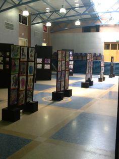 Elementary Art Show Bella Vista Kids Studio, Art Curriculum, Elementary Art, Art Education, Art Gallery, Exhibition Ideas, Maker Space, Display Ideas, Marketing