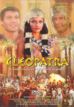 Cleopatra (1999)-Christian - Bible - Family Movies