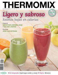 ISSUU - Revista thermomix nº67 ligero y sabroso recetas bajas en calorías de argent