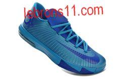 the best attitude ff55e 79c48 Kevin Durant 6 Blue Royal Blue Shoes