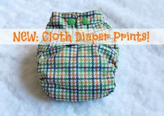 NEW prints and products from @Ann Kukarkina Bottoms #clothdiaper #sponsored #giveaway until 12/23/13