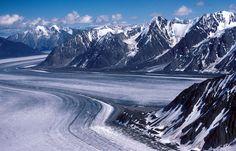 Yukon, Canada | ... glacier kluane national park yukon canada kaskawulch glacier kluane