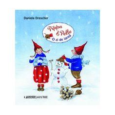 """""""Pippa si Pelle - o zi de iarna"""" - disponibil online la magazinul IlBambino. Comanda online produsul """"Pippa si Pelle - o zi de iarna"""" de pe IlBambino la cel mai accesibil pret!"""