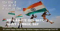 26 January Wishes Status Photos : Watch And Share Best Republic Day Whatsapp Status Photos. Find Best Collection Of Gantantra Divas 2020 S. Republic Day Message, Wishes Images, Day Wishes, Greeting Cards, Messages, Let It Be, Happy, Ser Feliz