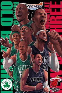 Boston Celtics Vs Miami Heat Playoffs
