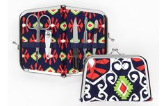 Travel Nail Kit (Vera Bradley)