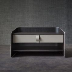CONTEMPORARY NIGHTSTAND WITH DARK SHADES   The perfect nightstand for modern bedroom decors   www.bocadolobo.com #bedroomdesign #bedroomfurniture