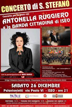 Concerto di Santo Stefano a Iseo http://www.panesalamina.com/2015/43523-concerto-di-santo-stefano-a-iseo.html
