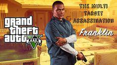 GTA 5 - Mission #34 - The Multi Target Assassination