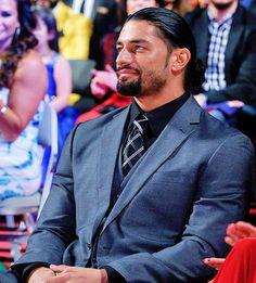 Joe Anoa'i aka Roman Reigns @ 2015 WWE Hall of Fame Ceremony