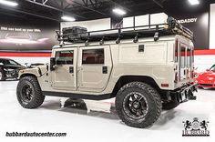 2004 Hummer H1 Wagon, Fully Custom Inside & Out. Best One Available By Far!